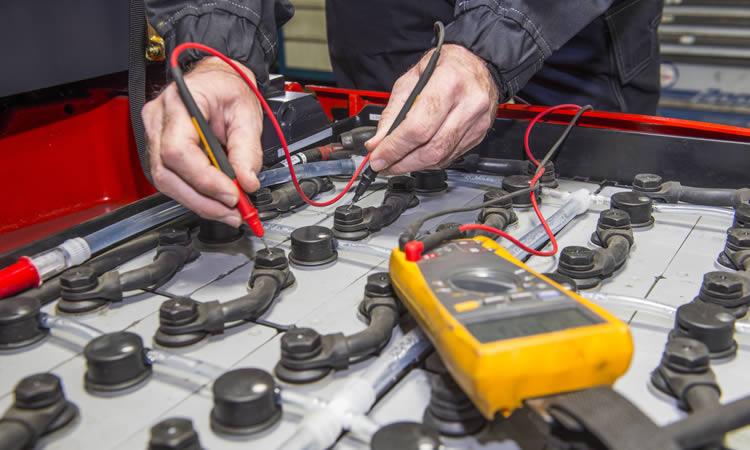 Servicios para baterías de tracción