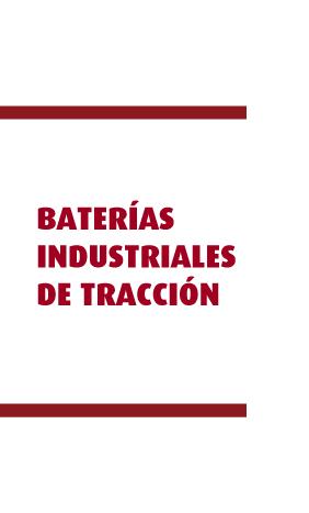 Baterías Industriales